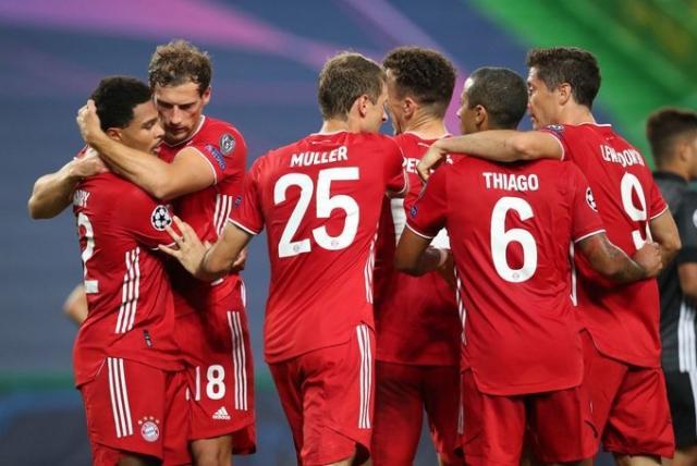 Bayern Munich 20