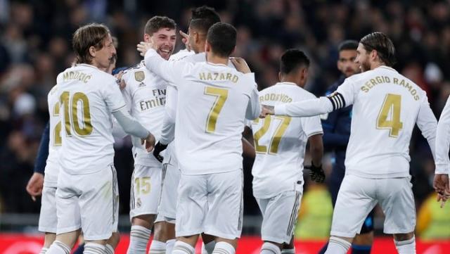 Real Madrid 8