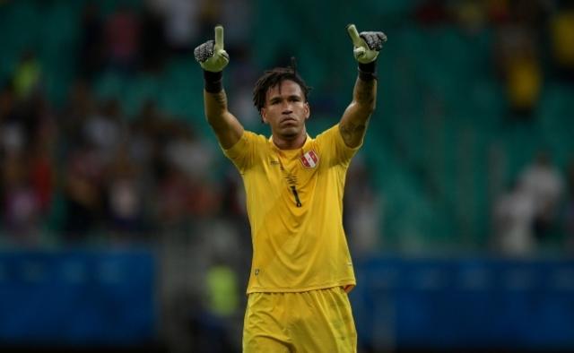 Pedro Gallese 2