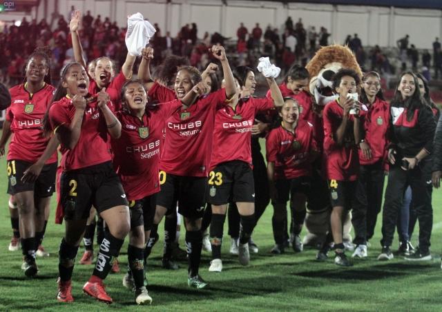 Deportivo Cuenca Femenino 6