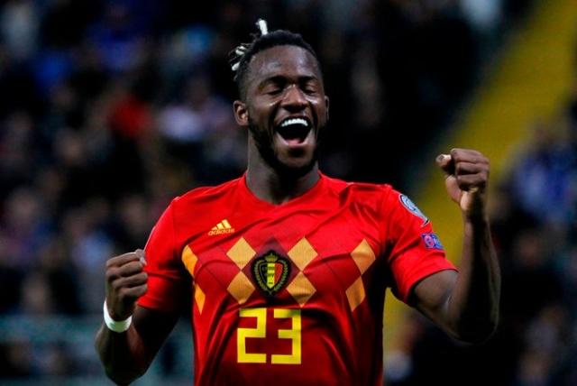 Selección Bélgica 3