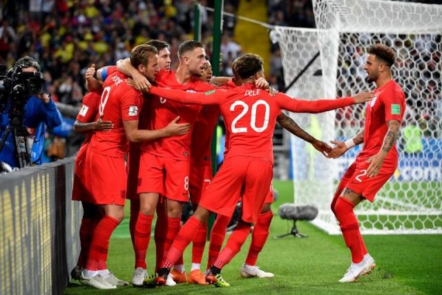 Seleccion Inglaterra 2
