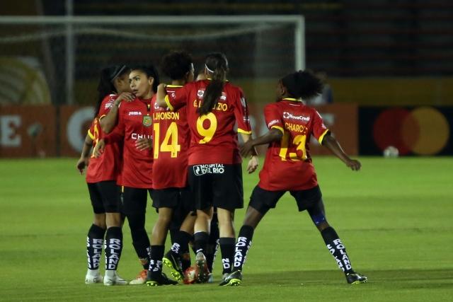 Deportivo Cuenca Femenino 13