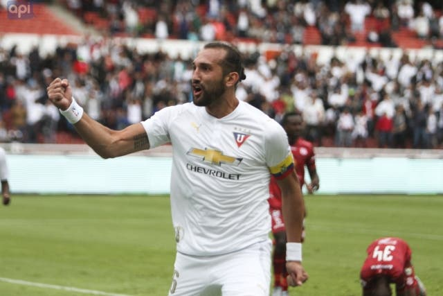 Hernan Barcos 15