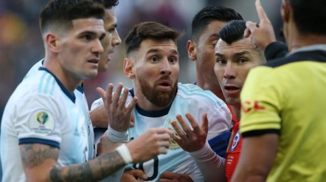 Lionel Messi Sel 10