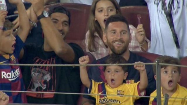Mateo Messi 2