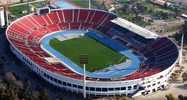 Estadio Nacional Santiago