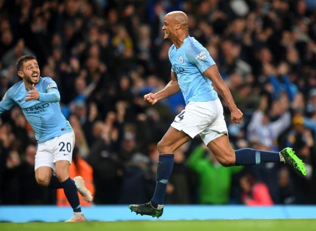 Manchester City 15