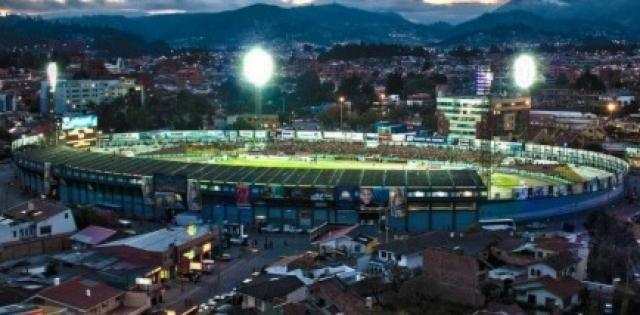 Estadio ASA 3
