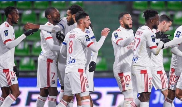 Olympique Lyon 2