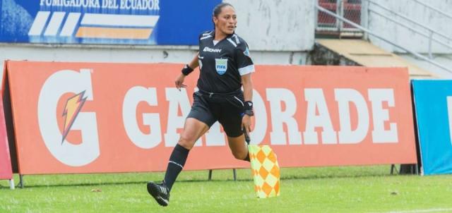 Monica Amboya