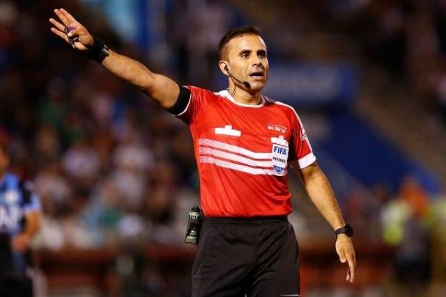 arbitro Piero Maza