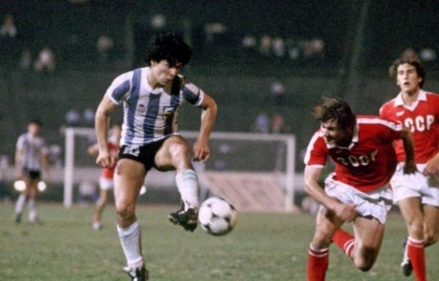 Diego Maradona 18