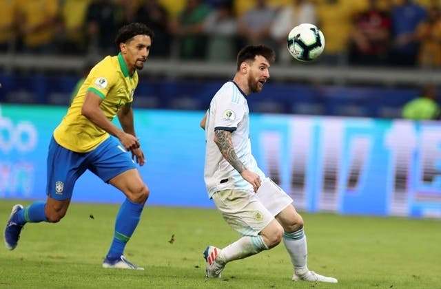 Lionel Messi Sel 11