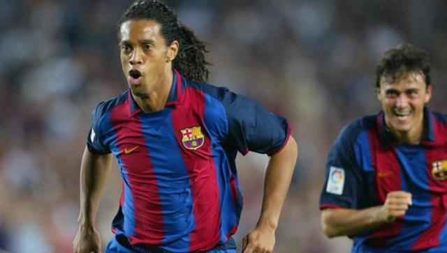 Ronaldinho 12