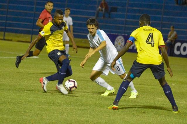 Ecuador Sub 15 01