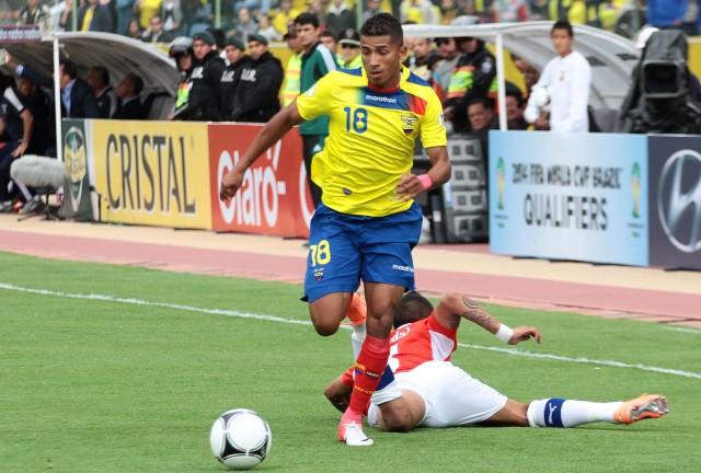Joao Rojas sel 3