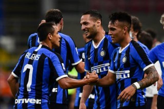 Inter Milan 5