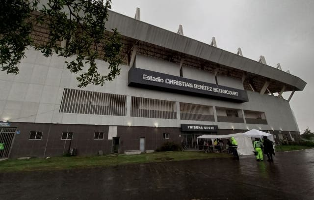 Estadio Christian Benitez
