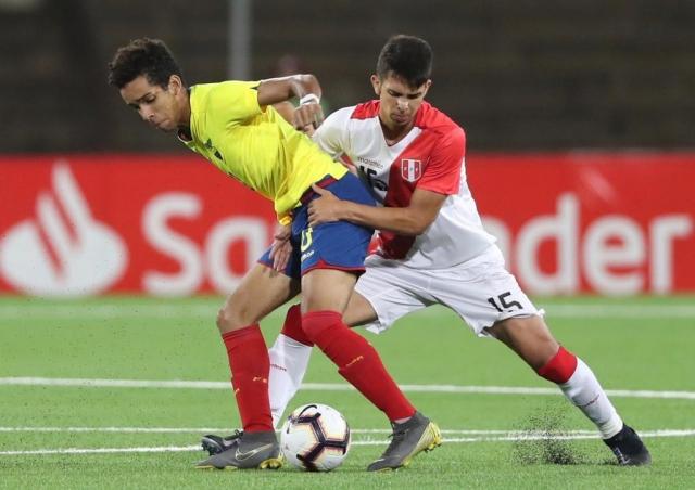 Ecuador Sub 17 8