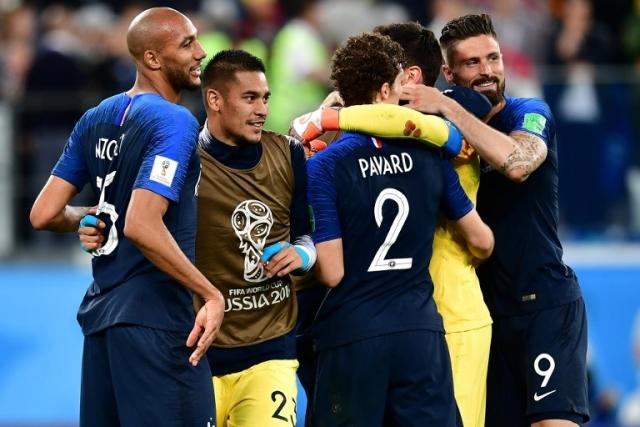Seleccion Francia 3