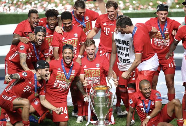 Bayern Munich 23