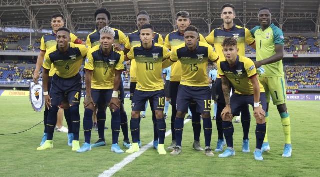 Ecuador Sub 23 5