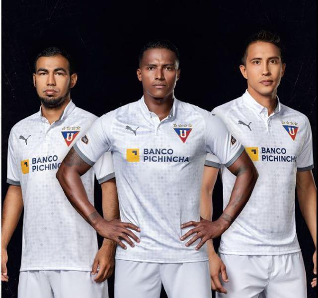Camiseta Liga 2020