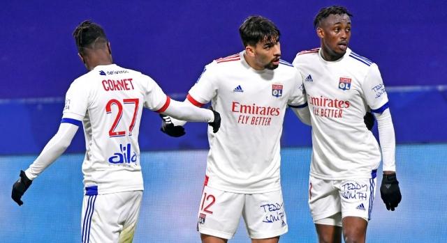 Olympique Lyon 4