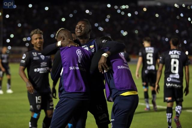 Independiente del Valle 34