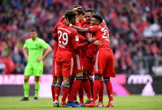 Bayern Munich 15