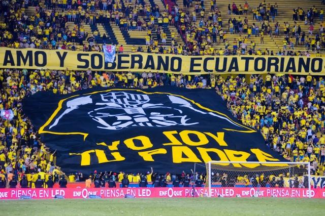 Hinchada Barcelona 5