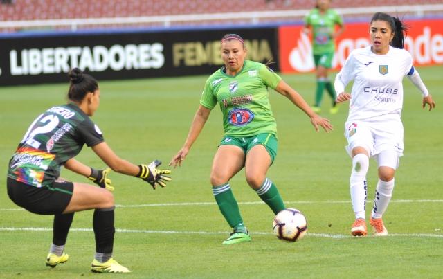 Deportivo Cuenca Femenino 12