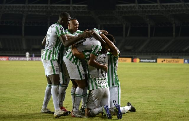Atlético Nacional 3