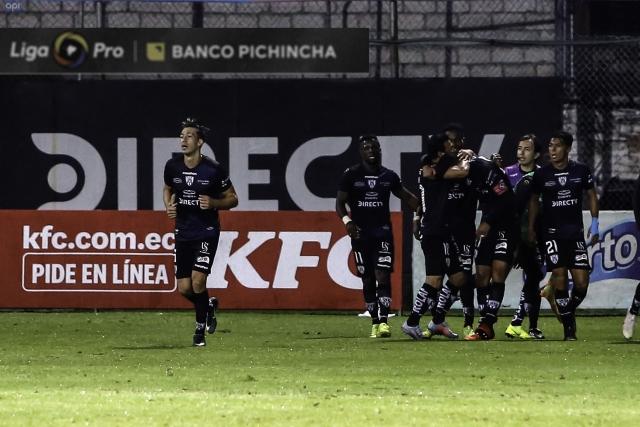 Independiente del Valle 12