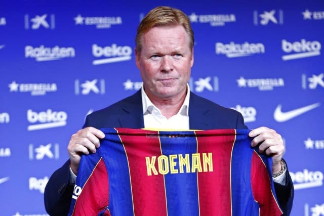 Ronald Koeman 6