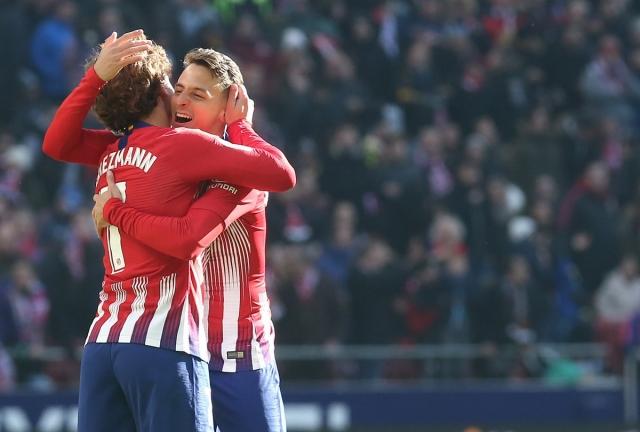 Atletico de Madrid 5