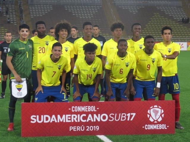 Ecuador Sub 17 9