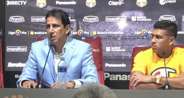 Jose Cevallos 23