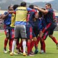 Festival de goles en Riobamba