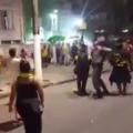 Indignante: ¡Policía brasilero golpeó a hincha de BSC! (VIDEO)