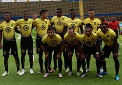 Foto Equipo Fuerza Amarilla