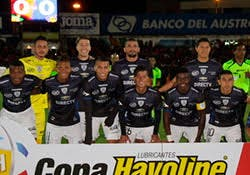 Foto Equipo Independiente del Valle