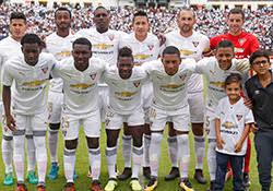Foto Equipo Liga de Quito